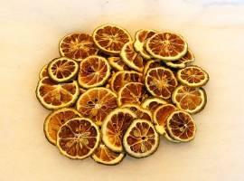 Zitronenscheiben, duftend - Bild vergrößern